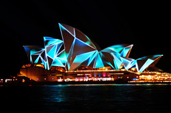 Vivid Sydney, 2014.