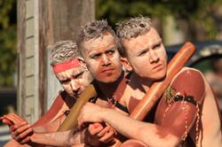 Coloured Diggers Parade, 2014