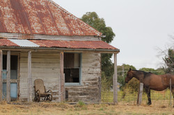 Old home, Crookwell