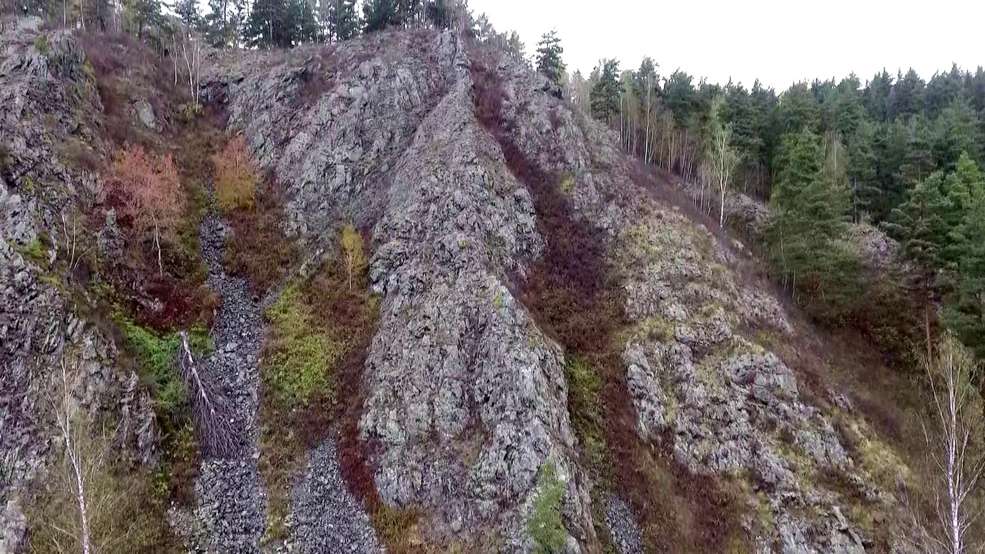 Берёзовские скалы