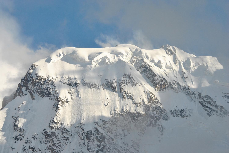 Безенгийский ледник