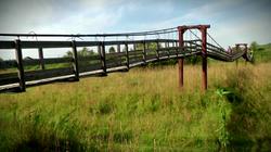 Самый длинный висячий мост