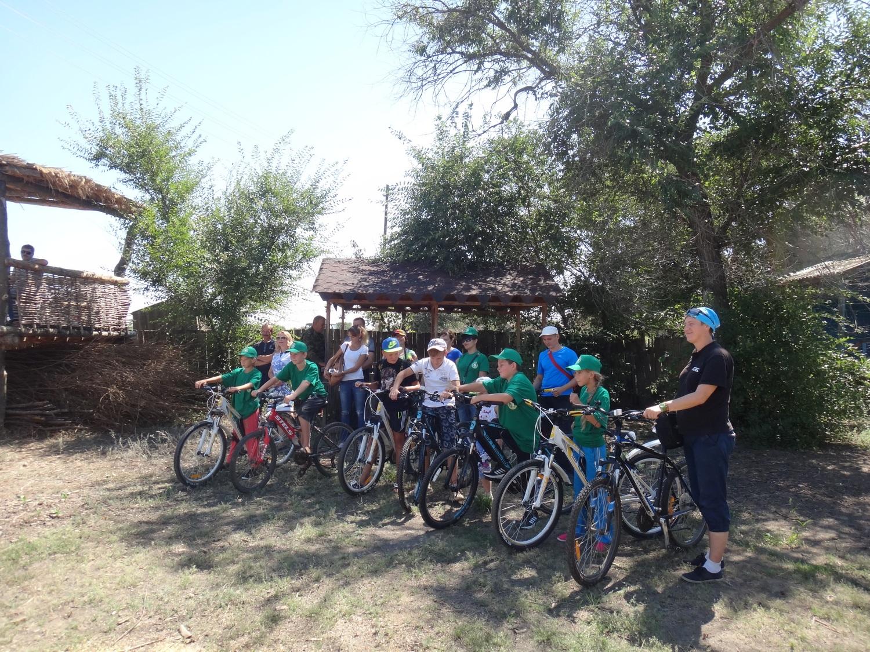 Велосипеды для туристов