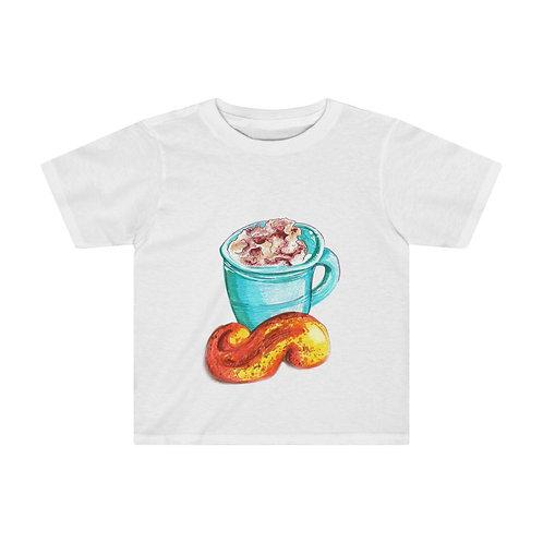Latte, Kids Tee