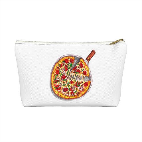 Pizza, Accessory Pouch w T-bottom