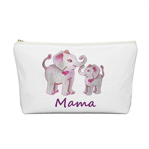 Mama Ella, Accessory Pouch w T-bottom