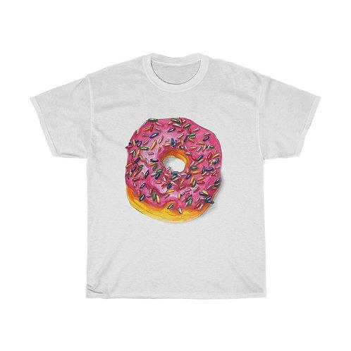 Donut, Unisex Heavy Cotton Tee