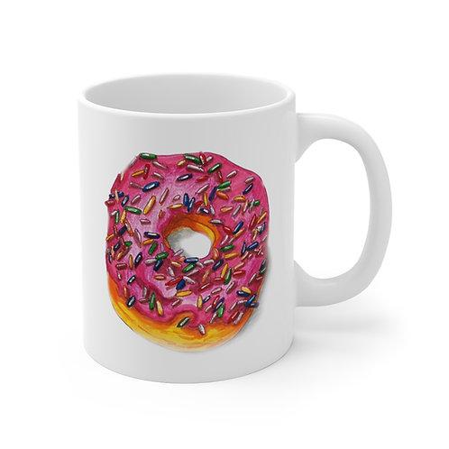 Donut, Mug 11oz