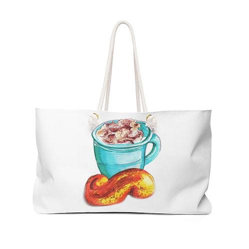 Latte, Weekender Bag