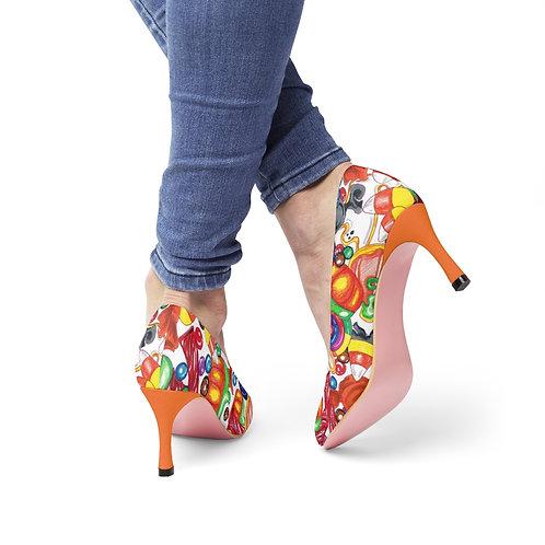 Halloween Candy, Women's High Heels