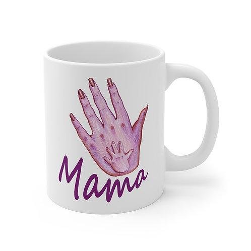 Mama Hands, Mug 11oz