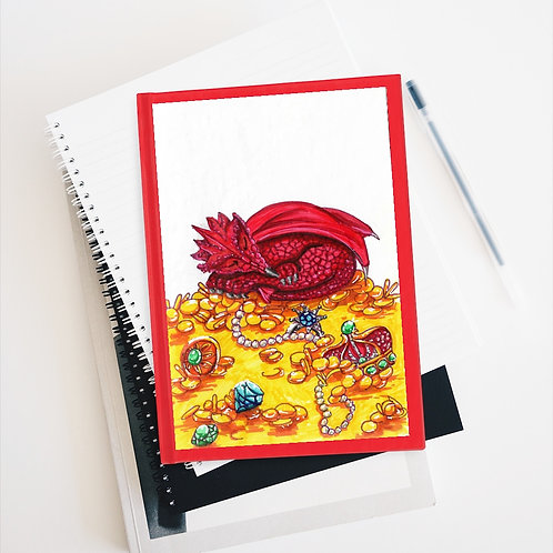 Sleepy Smaug, Journal - Blank