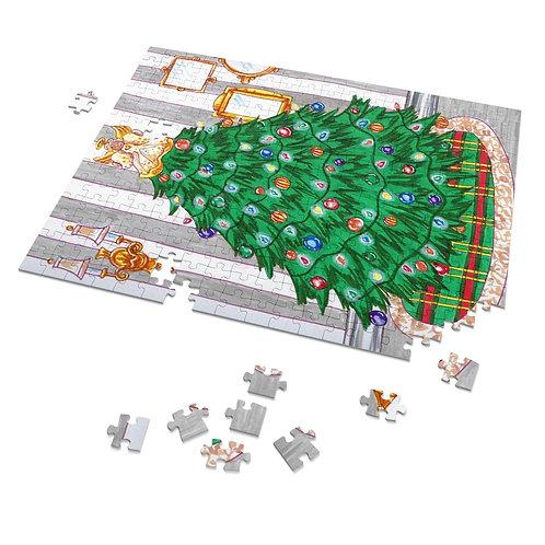Christmas Tree, Puzzle, 252 Pieces