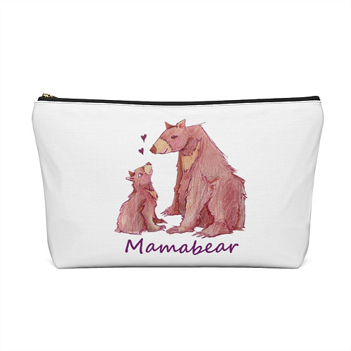Mamabear, Accessory Pouch w T-bottom