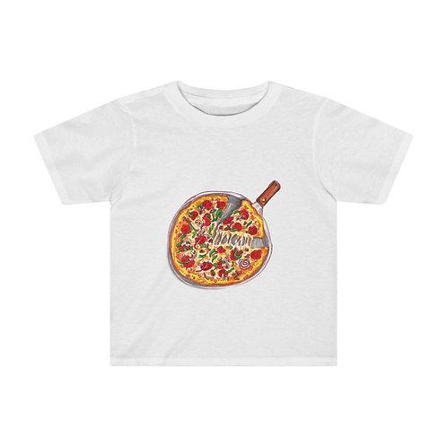 Pizza,Kids Tee