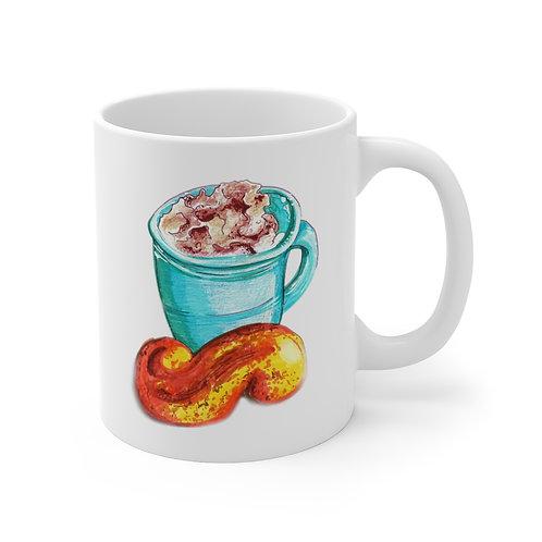 Latte, Mug 11oz
