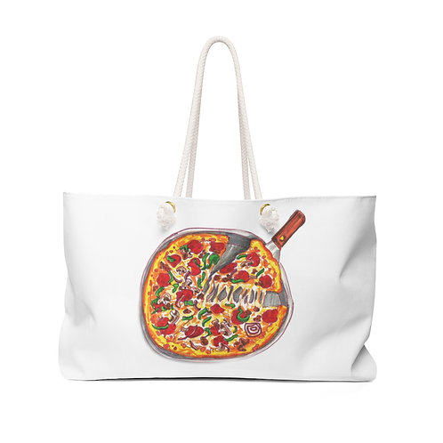 Pizza,Weekender Bag