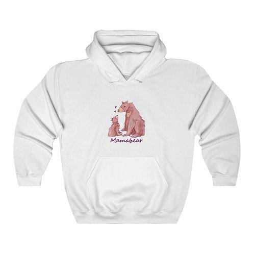 Mamabear, Unisex Heavy Blend™ Hooded Sweatshirt