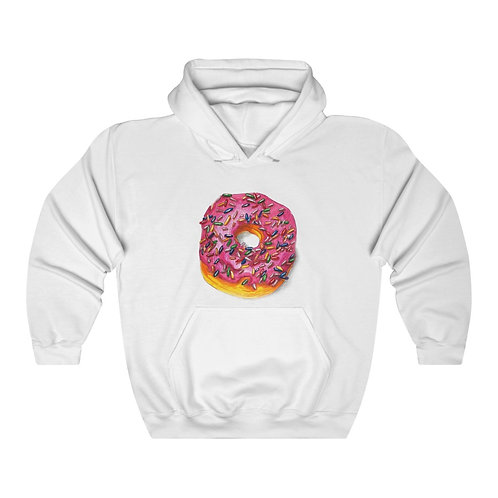 Donut, Unisex Heavy Blend™ Hooded Sweatshirt