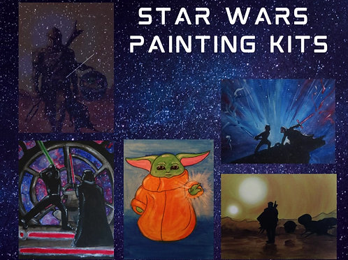 Star Wars Painting Kit