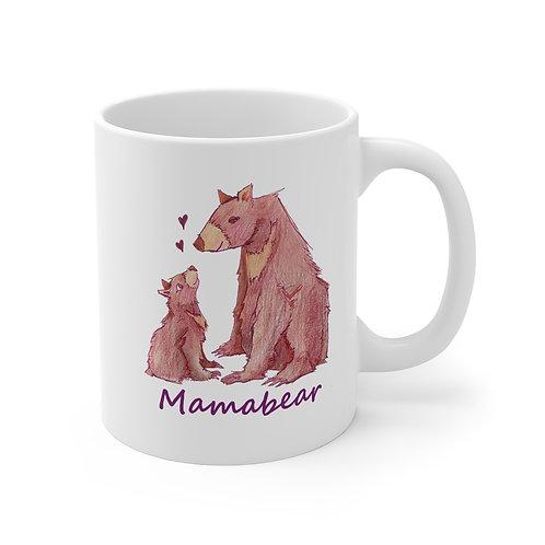 Mamabear, Mug 11oz