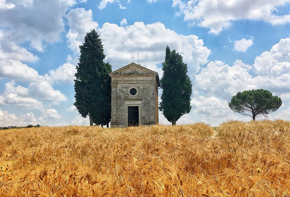 4 Agosto_Vitaleta da San Quirico al Mattino