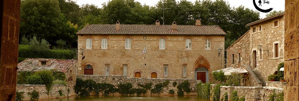 19 Agosto 2021_Bagno Vignoni- Al Tramonto