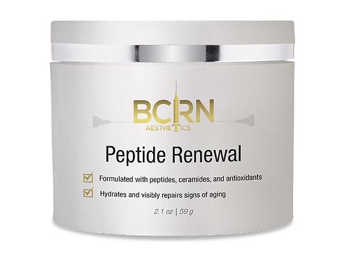 BCRN Peptide Renewal Cream