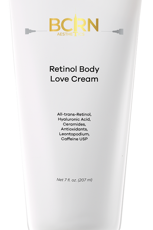 BCRN Retinol Body Love Cream 7 fl. oz