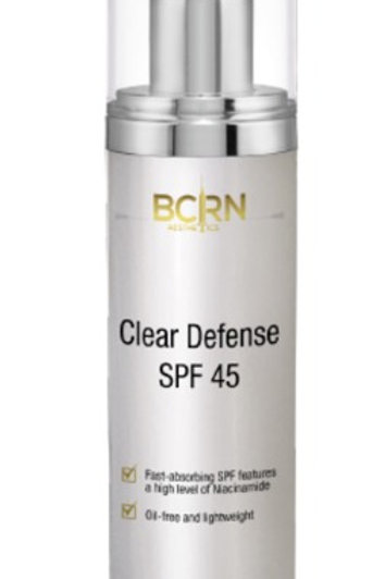 BCRN Clear Defense SPF 45
