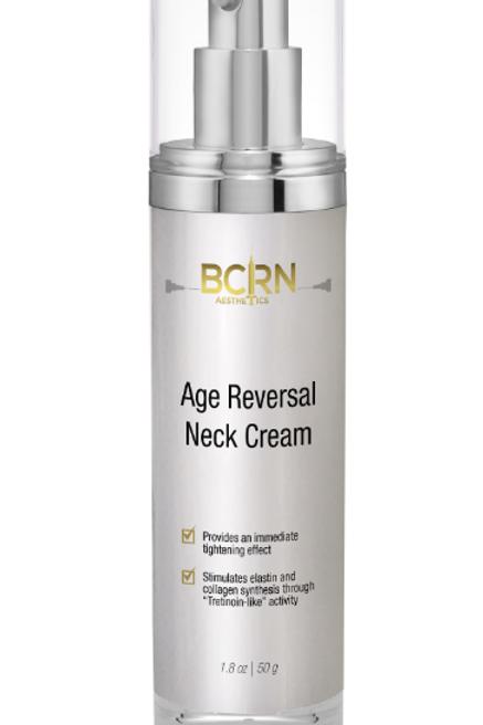 BCRN Age Reversal Neck Cream