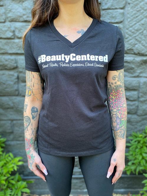 BCRN #BeautyCentered  V-neck