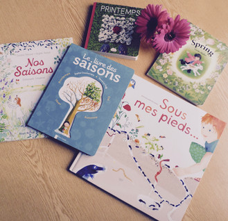 Le printemps et Montessori