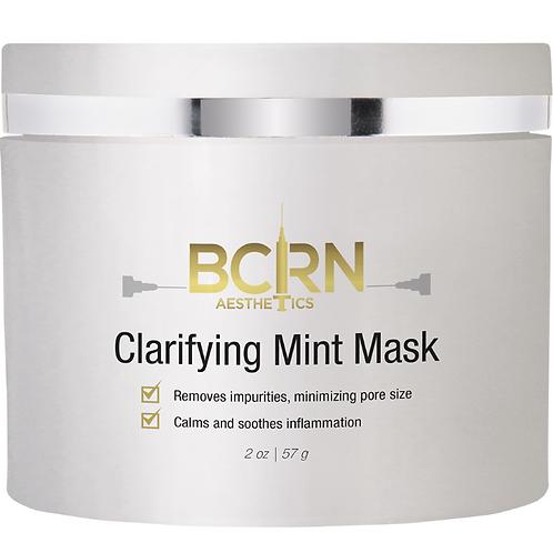 BCRN Clarifying Mint Mask 2 oz