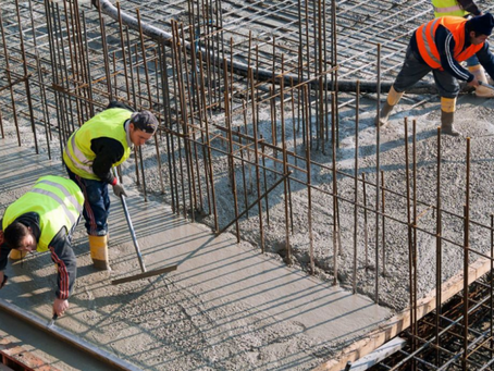 SPECIAL INSPECTIONS DURING CONCRETE CONSTRUCTION