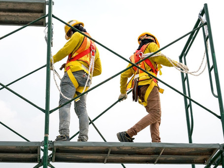 Scaffolding Safety Tips that May Save Your Life