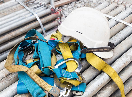 safety-helmet-and-safety-harness-at-a-P8