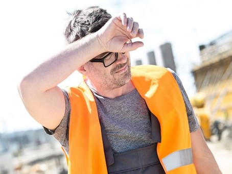 Safety Measures for Working Outdoors in Extreme Heat