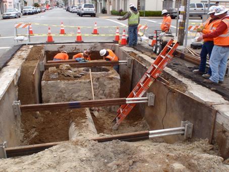 Excavation Safety Alert