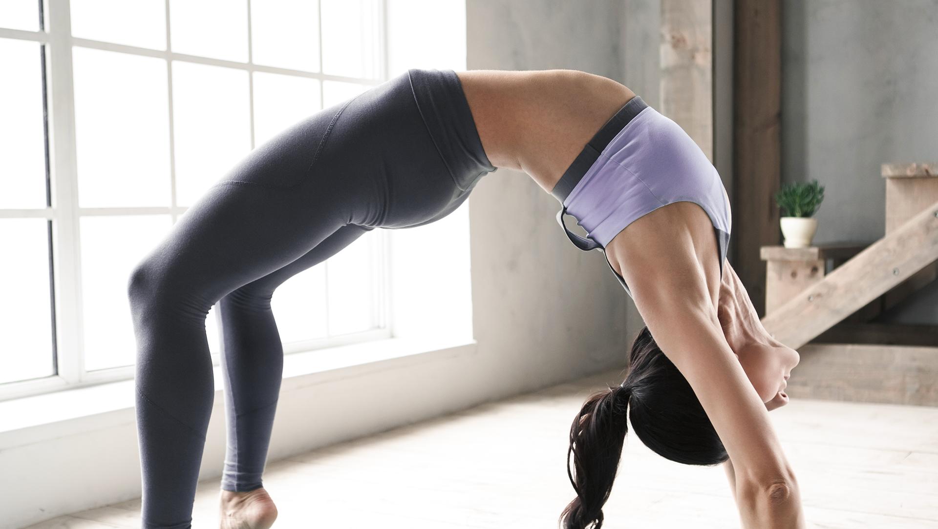 Vinyasa Flow Yoga online session