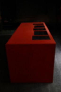 Design produit, mobilier dj, aménagement, sur-mesure
