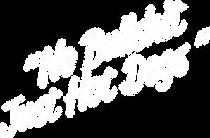 """Base line du logo """"Dub"""" par le Studio AA."""