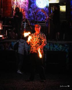 Alex Dyer juggler extraordinaire