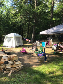 camping galore