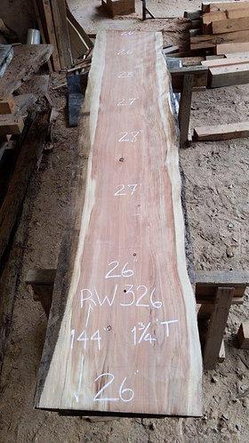 """Redwood 326 (1.75""""x26-28""""x12')"""