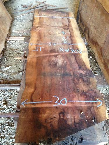 """Redwood 308 (3""""x30-32""""x8')"""