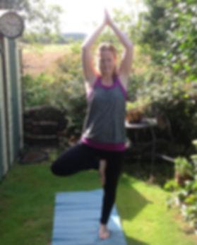 Keeley Beech Yoga4all