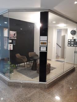 תרמיקס משרדים - כניסה