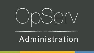 אופסרב - שירותי אדמיניסטרציה