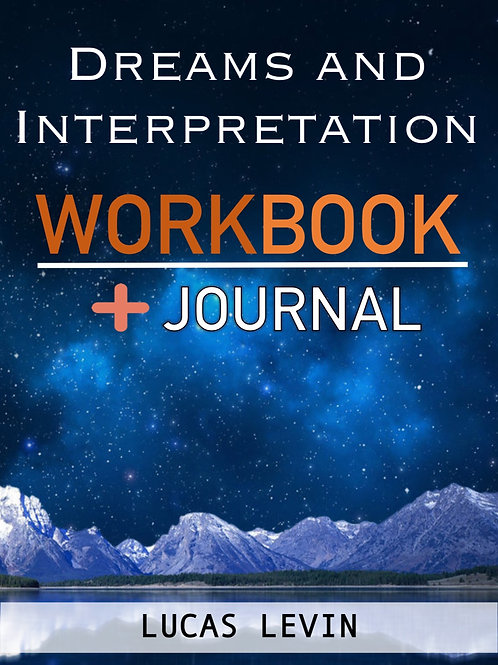 Dreams & Interpretations Digital Workbook + Journal PDF